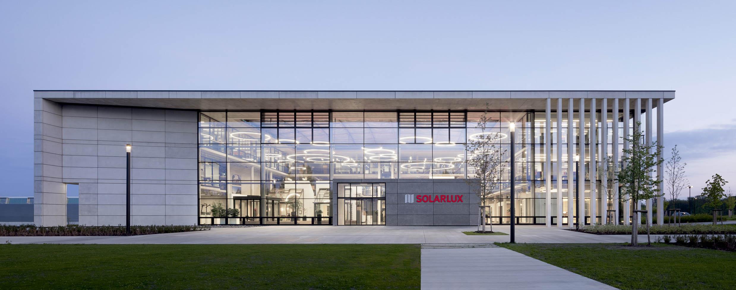 Solarlux-Campus